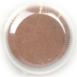 Obrázek Vankúšik pre pečiatkovanie Macaron - Sv. hnedá