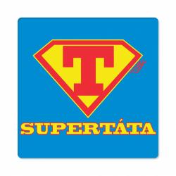 Obrázek Pánské humorné tričko - Supertáta, vel. L