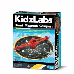 Obrázek Obří magnetický kompas