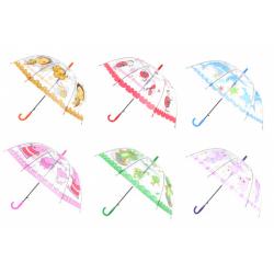 Obrázek Deštník zvířátka vystřelovací
