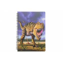Obrázek Zápisník A5 T-Rex