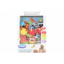 Obrázek Playgro Chrastící ponožky a náramky