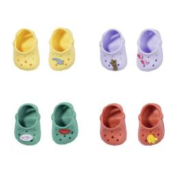Obrázek BABY born Gumové sandálky 4 druhy 43 cm - 4 druhy