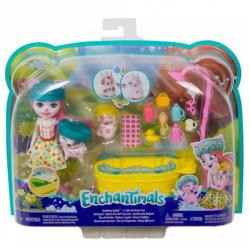 Obrázek Enchantimals osvěžující koupel