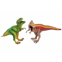 Obrázek Dinosaurus plast 25cm - 2 druhy 6ks v boxu