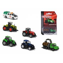 Obrázek Farmářské Vozidlo Kovové - 6 druhů