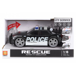 Obrázek Policejní auto na baterie