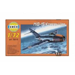 Obrázek Model MiG-15 Korean War 1:72 15x14cm v krabici 25x14,5x4,5cm