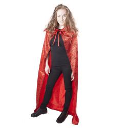 Obrázek karnevalový kostým plášť čarodějnický pro dospělé