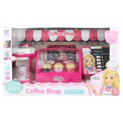 Obrázek Kavárna s doplňky