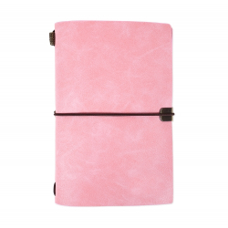 Obrázek ALBI Růžový luxusní diář