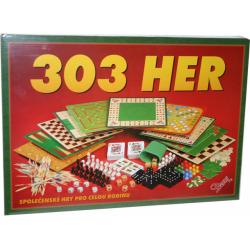 Obrázek hra soubor 303 her - SK verze