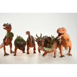 Obrázek Dinosaurus 42-56cm 6/bal