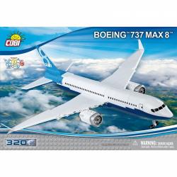 Obrázek Cobi 26175  Boeing 737 MAX 8