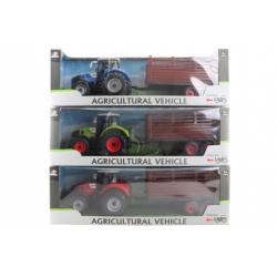 Obrázek Traktor s vlečkou