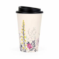 Obrázek Termohrnek designový - květy