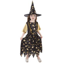 Obrázek karnevalový kostým čarodějnice vel. S