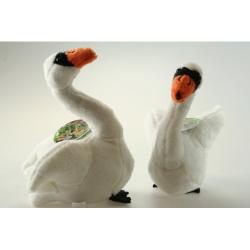 Obrázek Plyš labuť