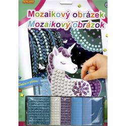 Obrázek Mozaikový obrázek - Unicorn