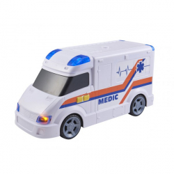 Obrázek Teamsterz ambulance se zvukem a světlem