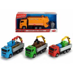 Obrázek Auto Truck Heavy City 22 Cm, 4 druhy