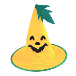 Obrázek klobouk dýně/ Halloween dětský