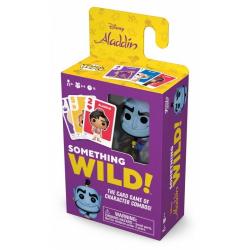 Obrázek Funko Signature Games: Something Wild Card Game- Aladdin