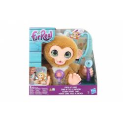 Obrázek FurReal opička Zandi