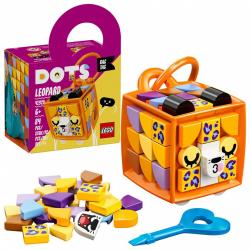 Obrázek LEGO<sup><small>®</small></sup> DOTS 41929 Ozdoba na tašku – leopard