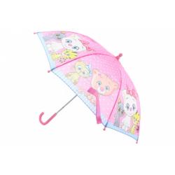 Obrázek Deštník Kočičky manuální