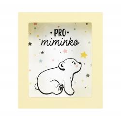 Obrázek ALBI Pokladnička - Pro miminko