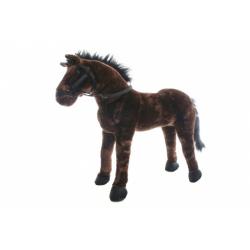 Obrázek Plyš Kůň stojící 70 cm