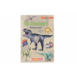 Obrázek Expedícia príroda: 50 dinosaurov