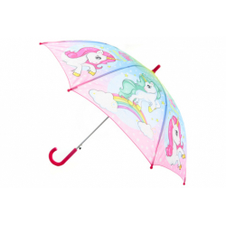 Obrázek Deštník Jednorožci vystřelovací
