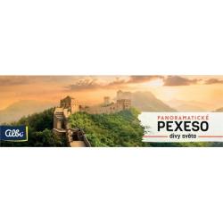 Obrázek ALBI Panoramatické pexeso - Divy světa