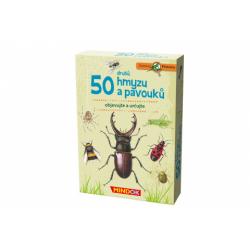 Obrázek Expedícia príroda: 50 druhov hmyzu a pavúkov