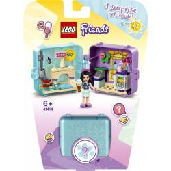 Obrázek LEGO<sup><small>®</small></sup> Friends 41414 -  Herní boxík: Emma a její léto