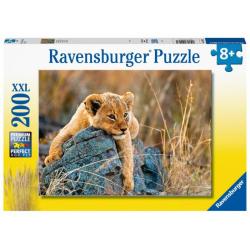 Obrázek Malý lev 200 dílků