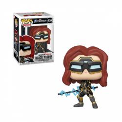 Obrázek Funko POP Marvel: Avengers Game - Black Widow (Stark Tech Suit) (w/GW Chase)