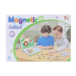 Obrázek Stavebnice magnetická zvířátka