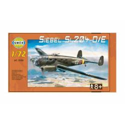Obrázek Model Siebel Si 204 D/E 1:72 29,5x16,6cm