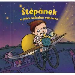 Obrázek ALBI Knížka - Štěpánek