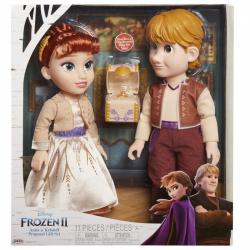 Obrázek Frozen 2: Anna a Krištof velký set
