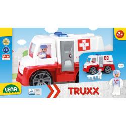 Obrázek Autá Truxx sanitka v krabici