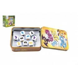 Obrázek Catz-Ratz-Batz společenská hra v plechové krabičce 8x10x4cm v krabičce 13x13x8cm