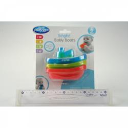 Obrázek Playgro - Zábavné lodičky do koupele