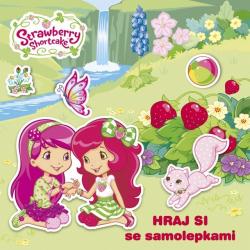 Obrázek Album obrázkové Strawberry Hraj si se samolepkami