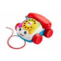 Obrázek Fisher Price tahací telefon