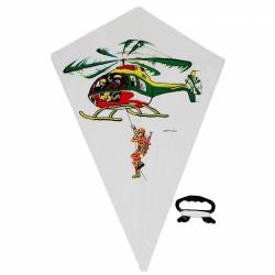 Obrázek Drak létající 48x71cm - 4 druhy