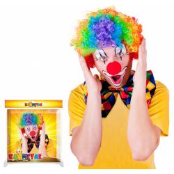 Obrázek parochňa klaun farebná dospelá